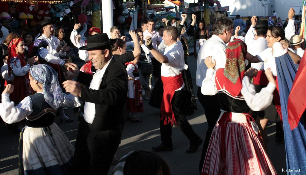 Danses populaires portugaises