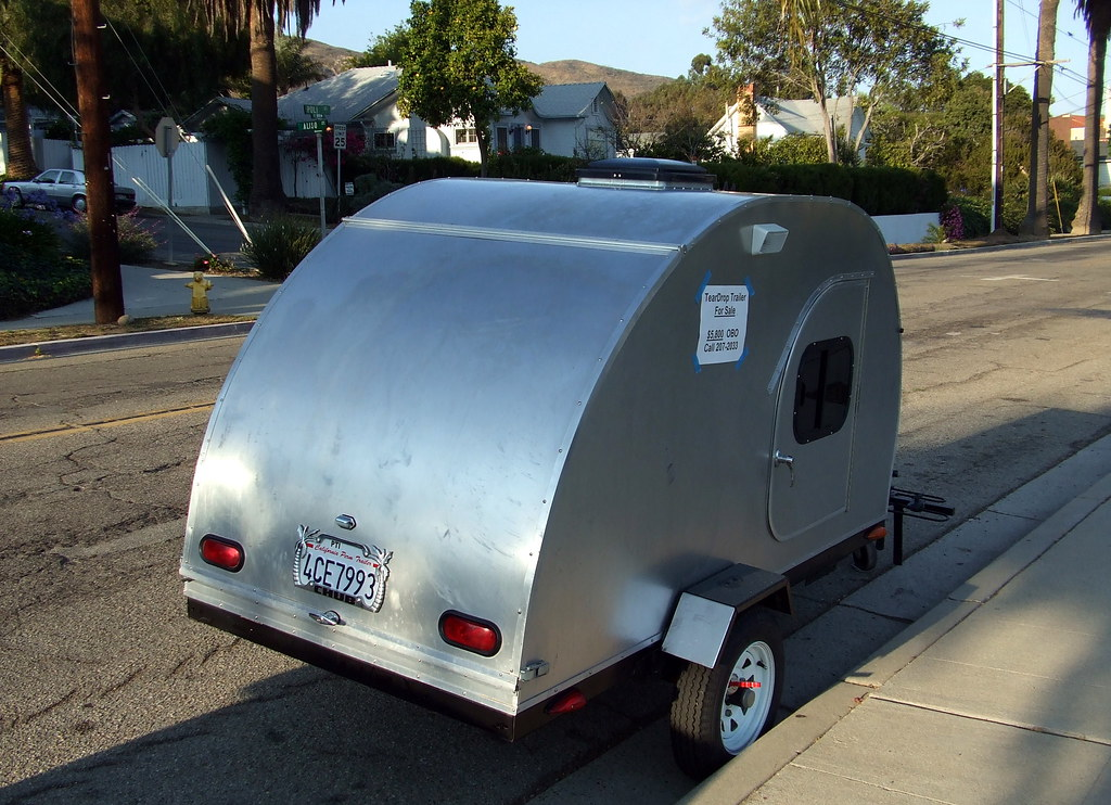 Teardrop Trailer for Sale | I'd really love to have this ...
