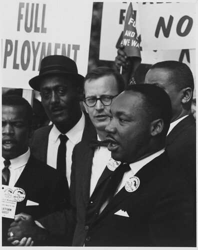 Civil Rights March on Washington, D.C. | by The U.S. National Archives