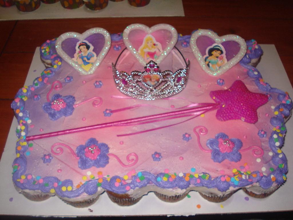 Tiara Cake Ideas