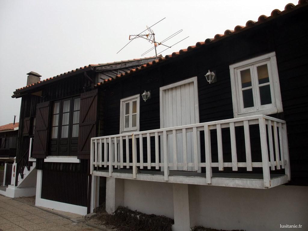 Beaucoup de ces maisons ont été restaurées