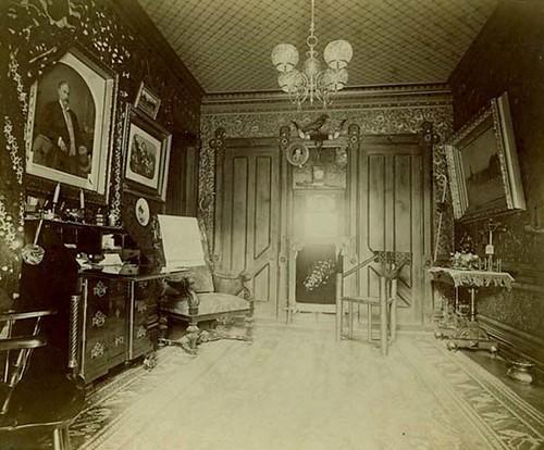 Victorian Parlor 1880 S Gaswizard Flickr