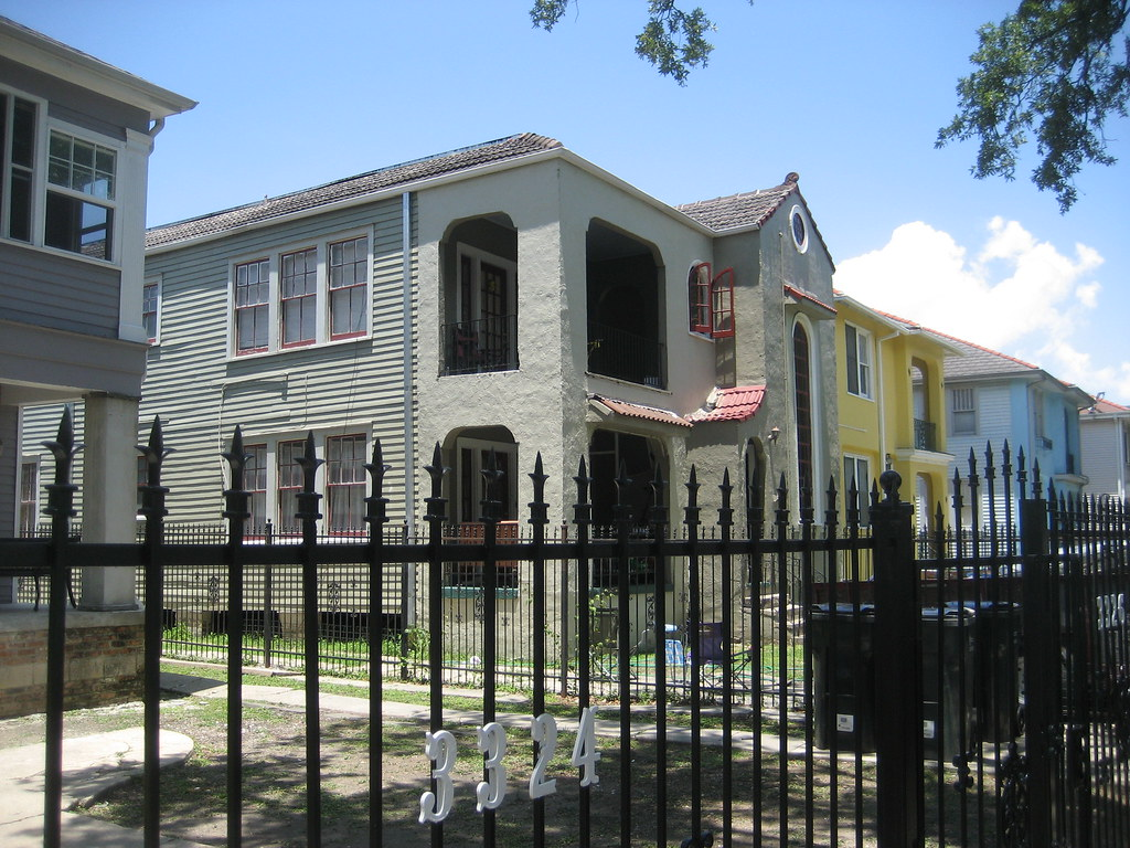 3330 louisiana avenue parkway from 3324 fence louisiana for Parkway new orleans