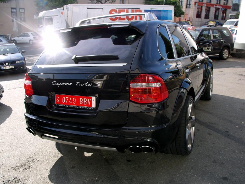 2008 cayenne turbo