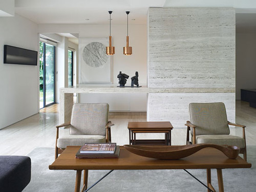 Mid century modern interior albano daminato mid century flickr - Mid century modern home interior design ...