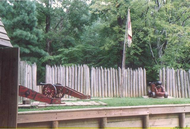 1970 Postcard Jamestown Festival Park VA Williamsburg map