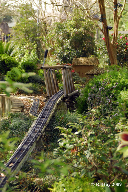 Train Garden - New Orleans Botanical Garden | The New Orlean… | Flickr