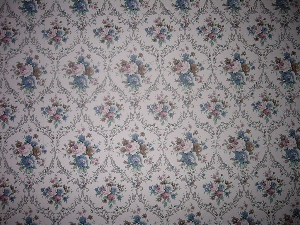 Victorian Wallpaper Somenametoforget Flickr