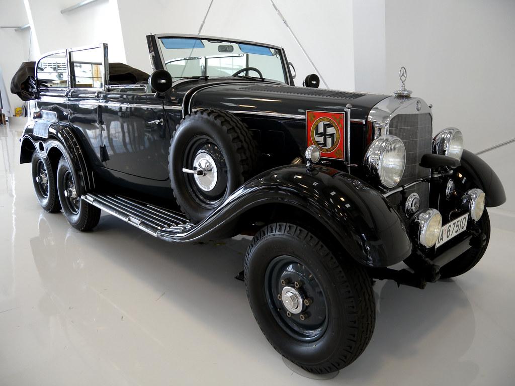 DSCN4336 | Swastika Flag- Der Fuehrer-mobile, 6-wheel ...