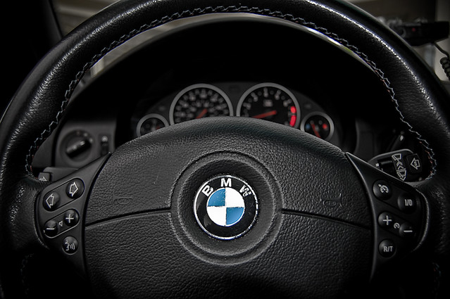 E39 M5 Steering Wheel Connor Hinkle Flickr