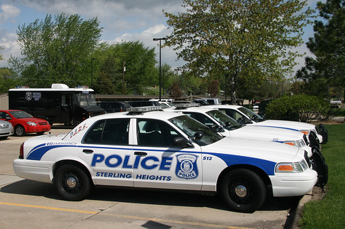 Sterling heights mi police flickr photo sharing - Garden city michigan police department ...