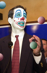 Mark Sanford (Gov. R-SC):: Obstructionist Republican Clown