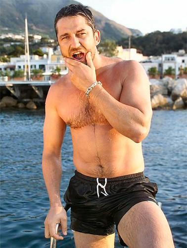 Gerard Butler wet is sexy | Hott!! | Darlene C-ya | Flickr Gerard Butler From