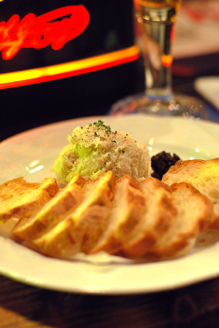 salt cod brandade / new menu @Belgo | Flickr - Photo Sharing!