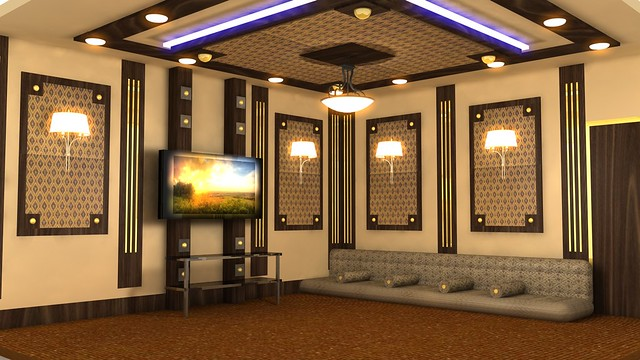arabic living room designed by DAR design & decoration com ...