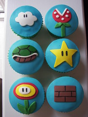 Mario Cupcakes | by death by cupcake
