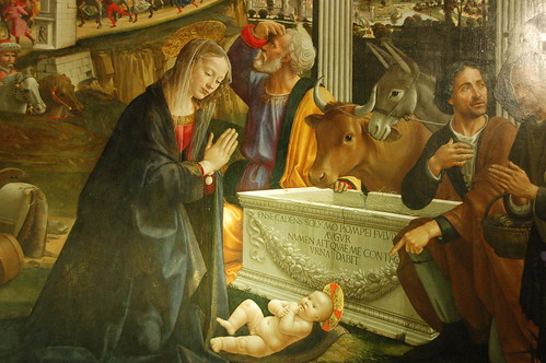 Ghirlandaio Art Of Italy Flickr Photo Sharing