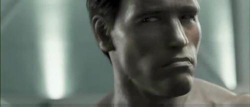 Terminator 4 - Arnold ... Arnold Schwarzenegger