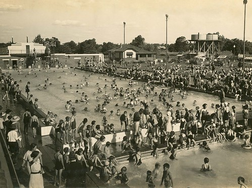 Dubbo swimming pool | by State Records NSW