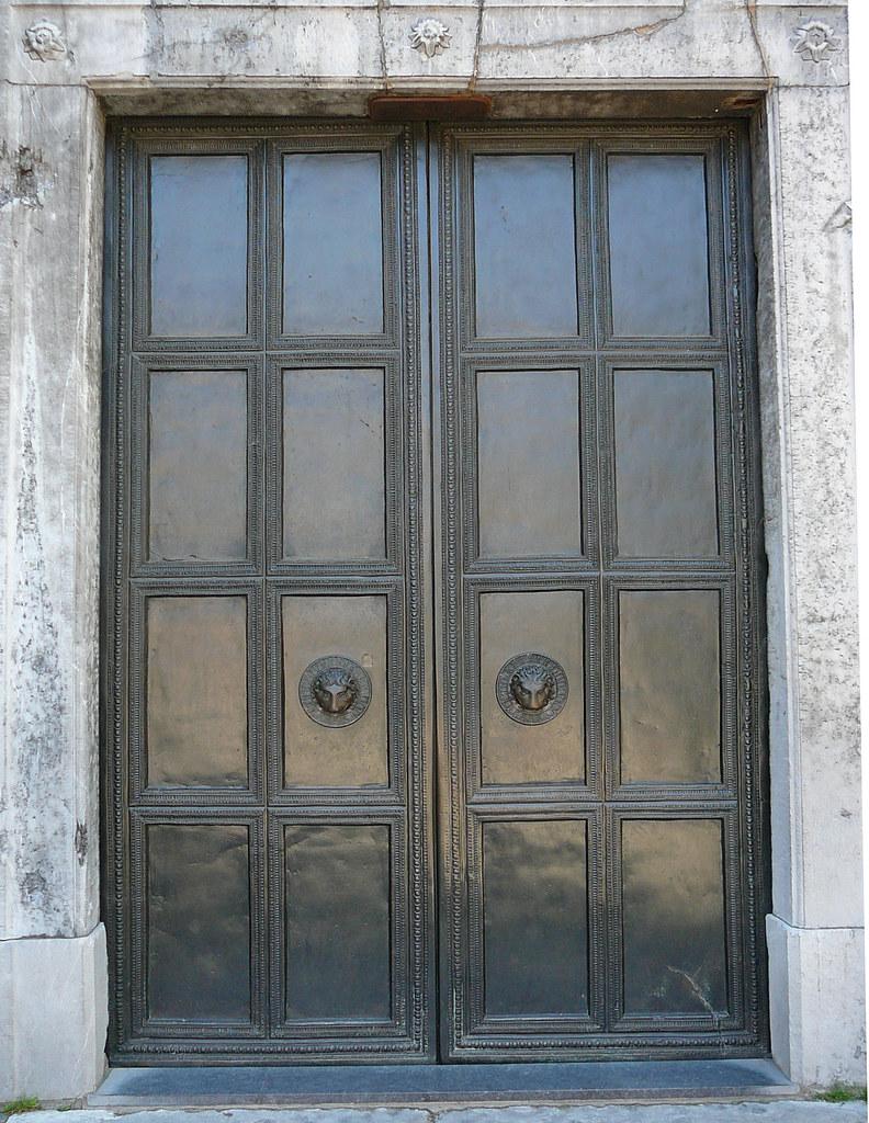 & 06-24-09 - Aachen - Bronze doors   RedReplicant   Flickr Pezcame.Com