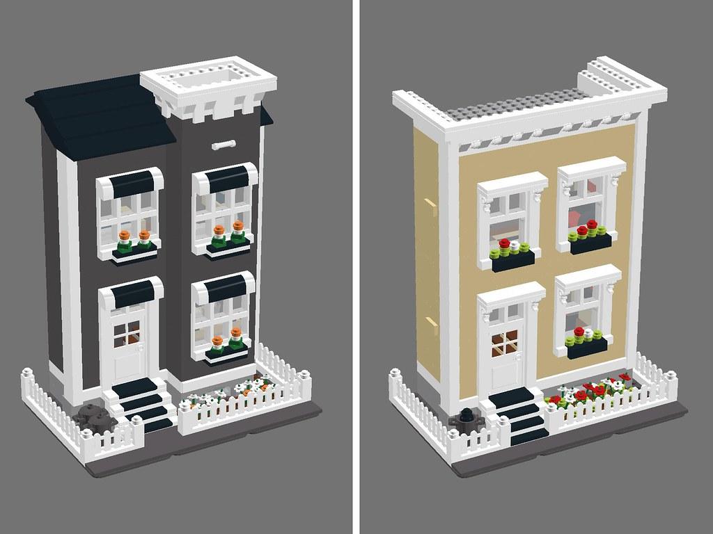 lego digital designer lego has changed a lot in my early flickr. Black Bedroom Furniture Sets. Home Design Ideas