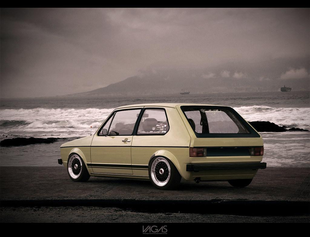 Vagas Mk1 Golf Gavin Haywood Flickr
