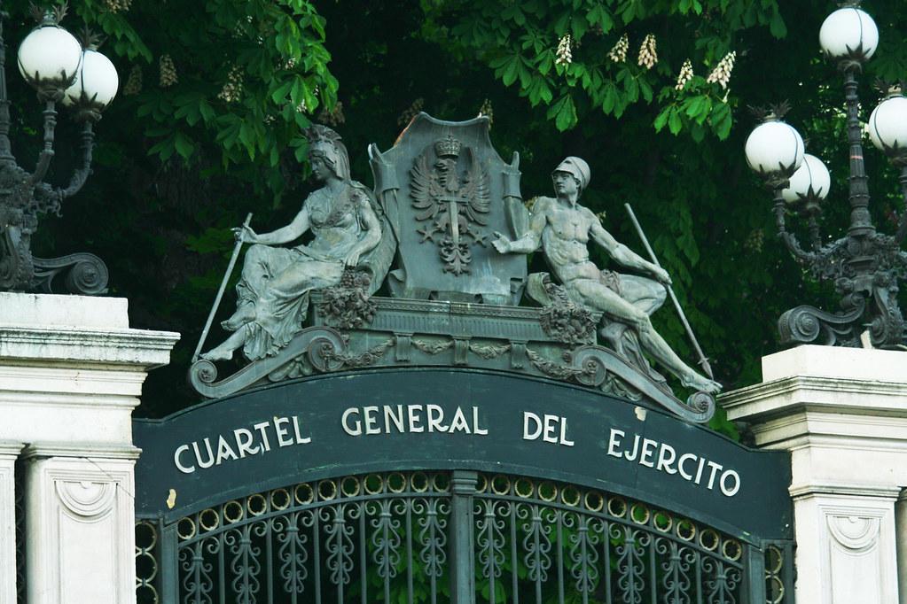 cuartel general del ej u00e9rcito