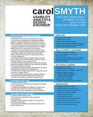 Resume Design for IT Engineer | by privateidentity