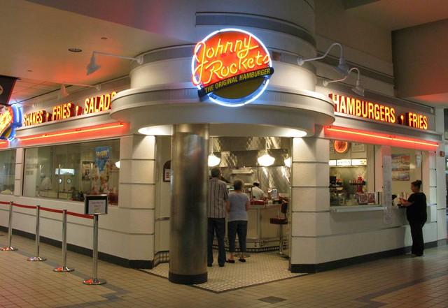 New World Mall Food Court Parking