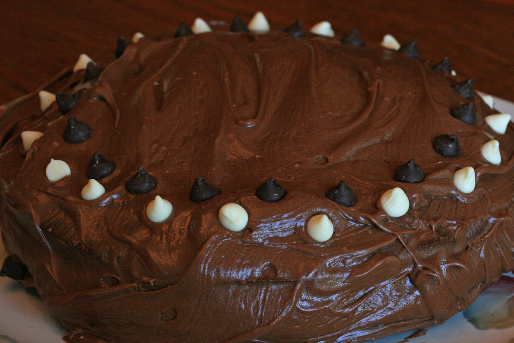 Old Fashioned Chocolate Cake Recipe With Coffee