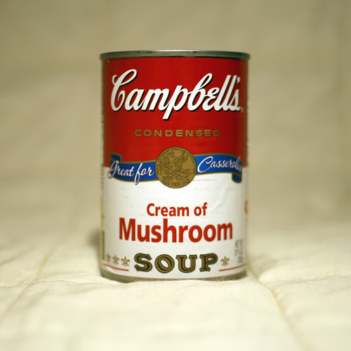 Andy Warhol Tribute Campbell 39 S Soup Can Cream Of