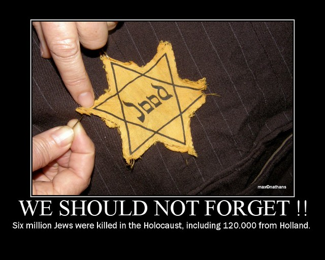 Holocaust Rememberance day.