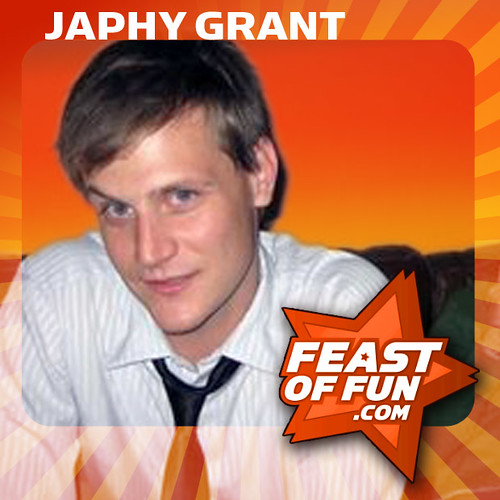 queerty 39 s editor japhy grant listen to the feast of fun po flickr
