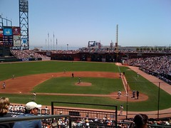 Sunny day at the ballpark | by scriptingnews