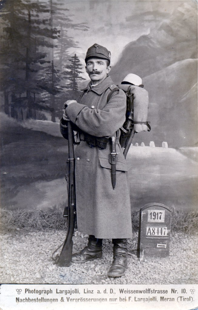 classic study of an austro hungarian infantryman in 1917 flickr. Black Bedroom Furniture Sets. Home Design Ideas
