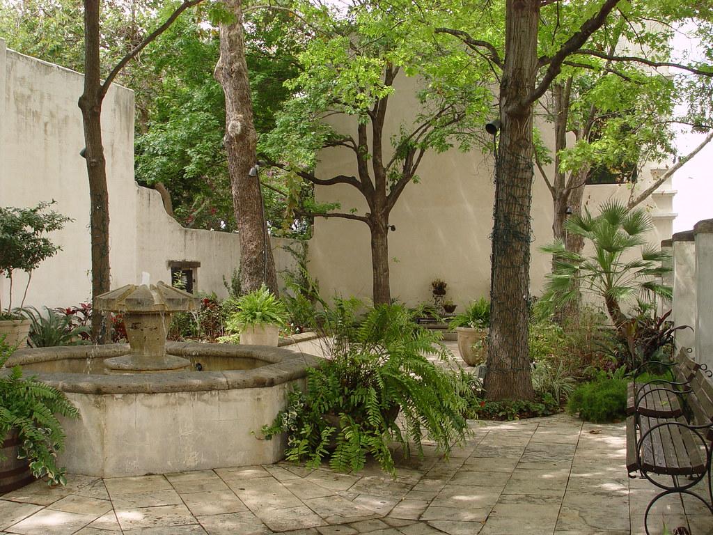 Spanish Governer's Palace, San Antonio, Texas USA