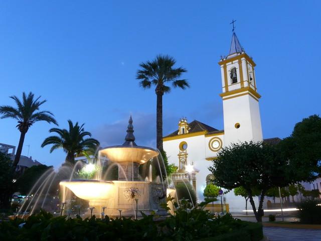 Iglesia de santa mar a magdalena dos hermanas sevilla - Spa en dos hermanas ...
