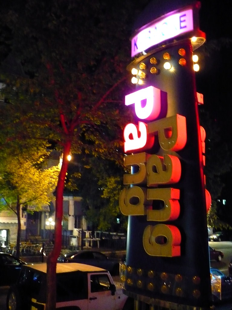 Karaoke Bar With Private Rooms Mississauga