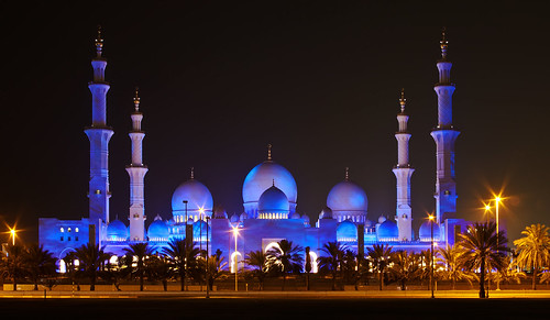 Grand Mosque - a.k.a. Sheikh Zayed Mosque | by Jim Boud