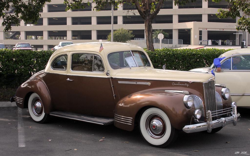 1941 Packard 120 Club Coupe Saratoga Beige Metallic Amp Wi