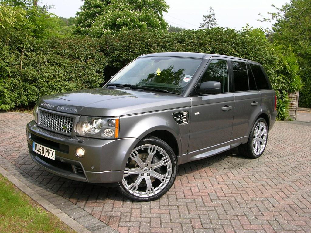 2008 range rover sport hst tdv8 the car spy flickr. Black Bedroom Furniture Sets. Home Design Ideas