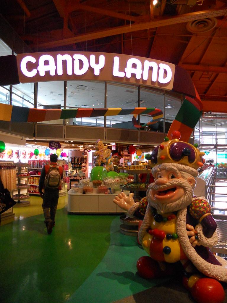 Candy land porn