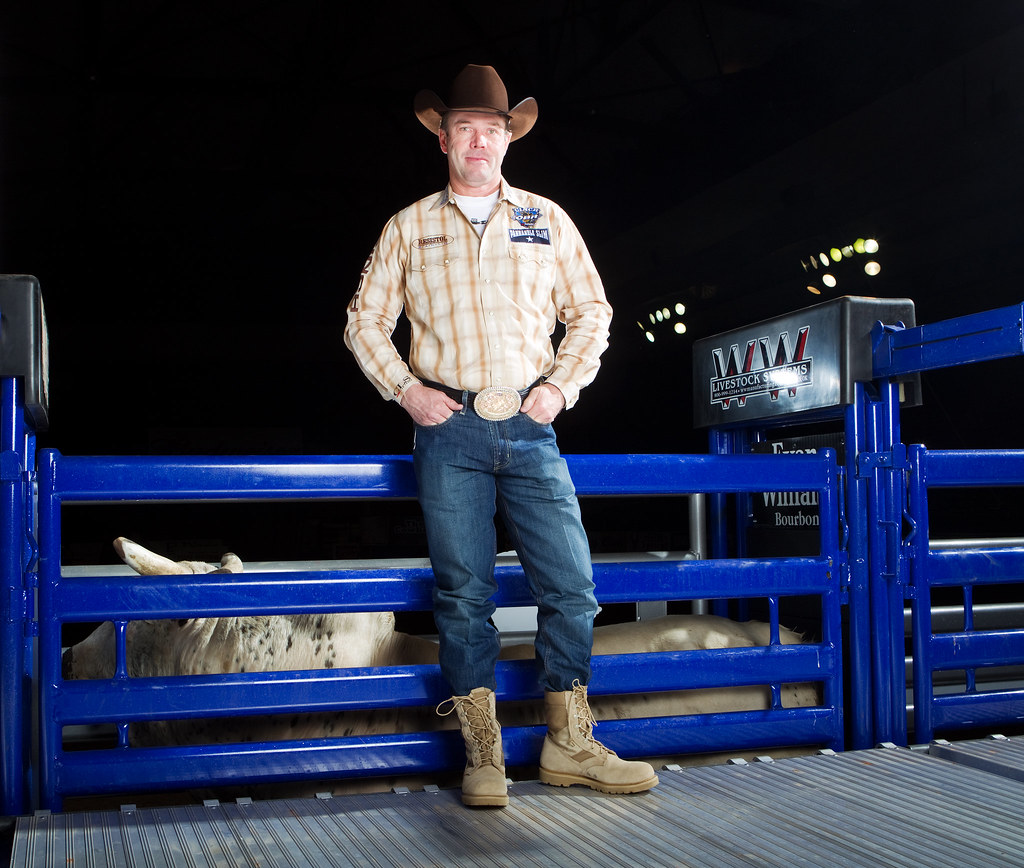 Championship Bull Rider Tuff Hedeman IN HIS BOOTS! | Flickr