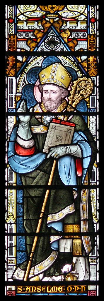 saint anselms image of god
