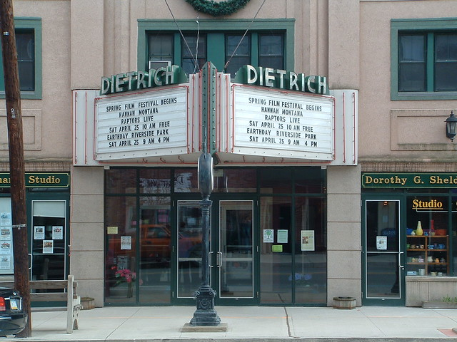 dietrich theater tunkhannock pennsylvania flickr photo sharing. Black Bedroom Furniture Sets. Home Design Ideas