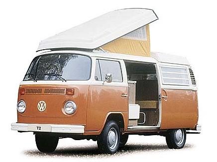 The Classic Vw T2 Campervan Vw Escape Flickr