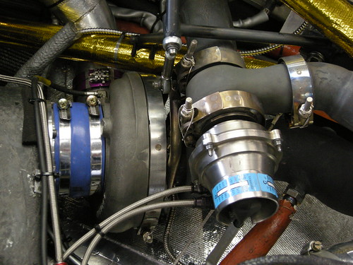 Mazda Mzr R Engine Turbo Charger Flickr Photo Sharing