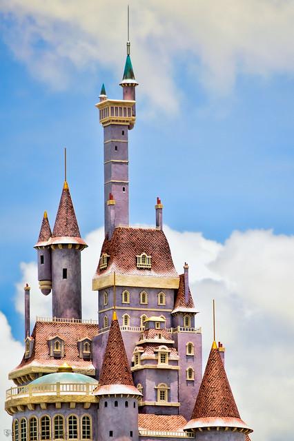 fantasyland expansion beast 39 s castle in the clouds flickr photo sharing. Black Bedroom Furniture Sets. Home Design Ideas