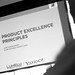 Product Excellence Principles, LukeW