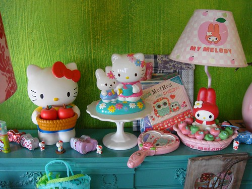 Hello Kitty spring is coming | by Cute Cottage Overload